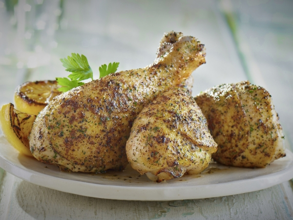 Lemon-Pepper Legs