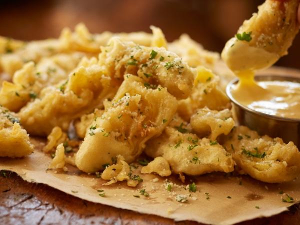 Artichoke Fritti Appetizers Olive Garden