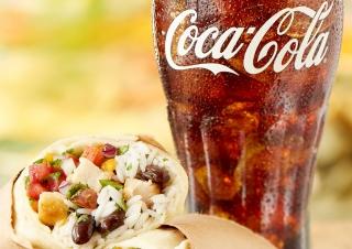 Burrito&Coke