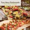 Mediterranean Flatbread Olive Garden