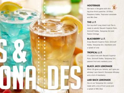 Teas & Lemonades