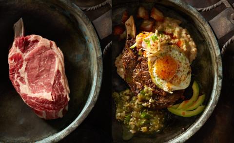 Cowboy Steak & Egg Breakfast